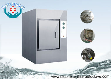 Automatic Hinged Door Lab Sterilizer Machine Autoclave With Pre Heating Program
